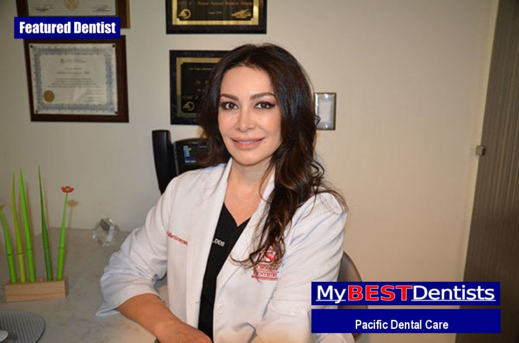 Dr. Marine on My Best Dentists