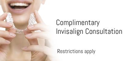 Complimentary Invisalign Consultation