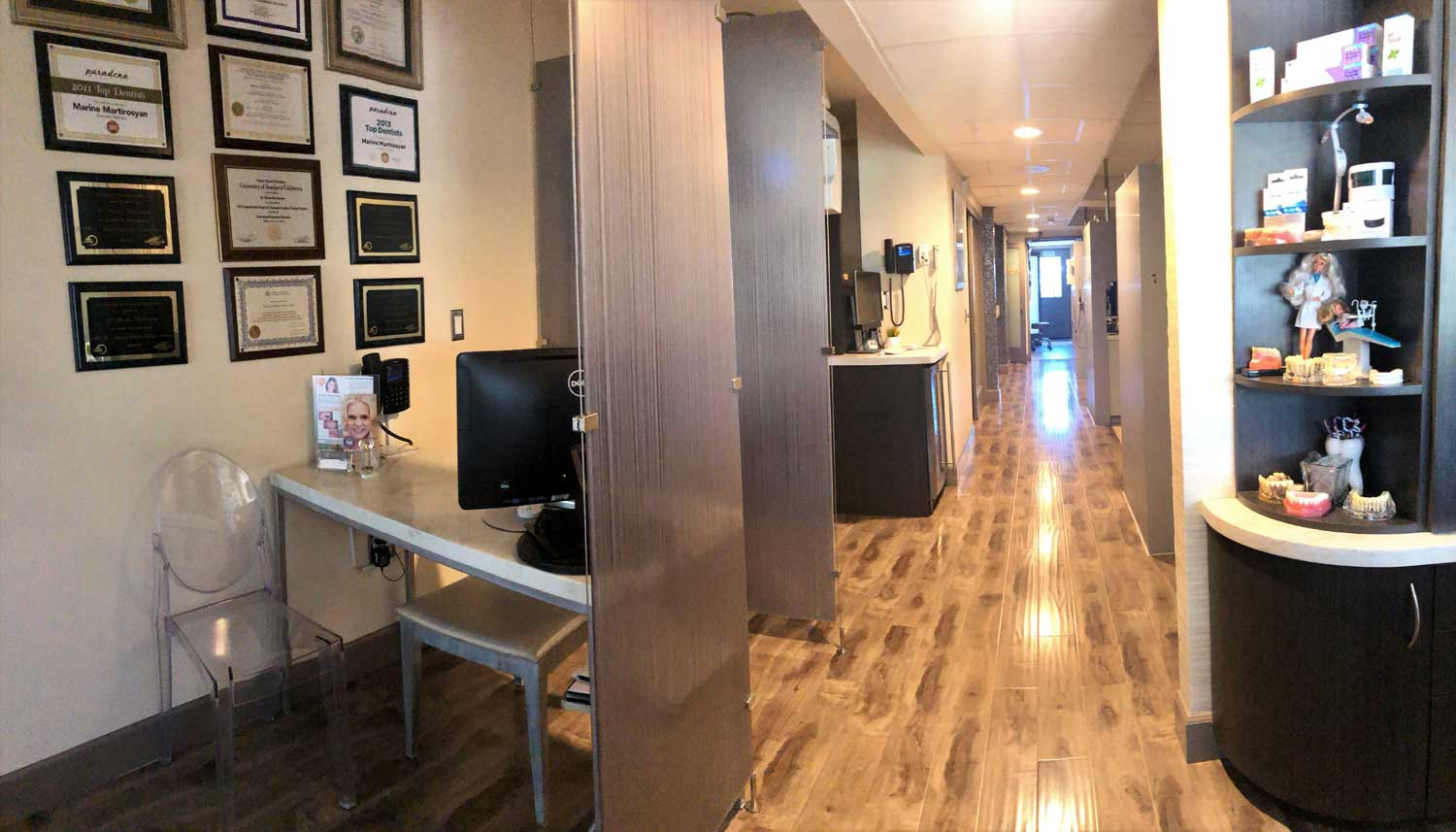 Pacific Dental Care Office 6